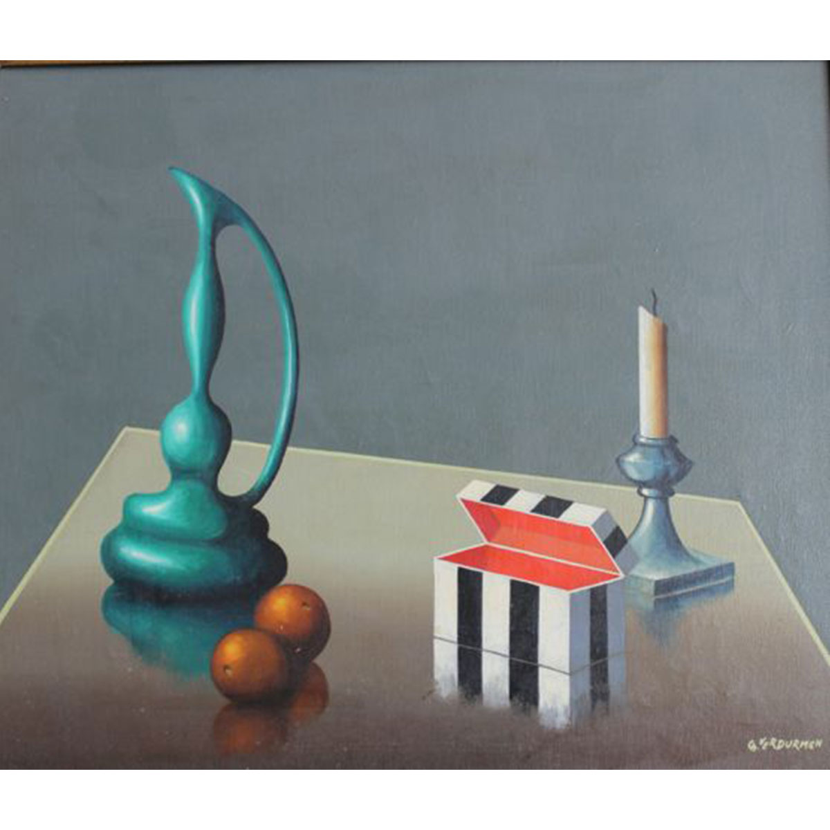 Surrealism Still Life