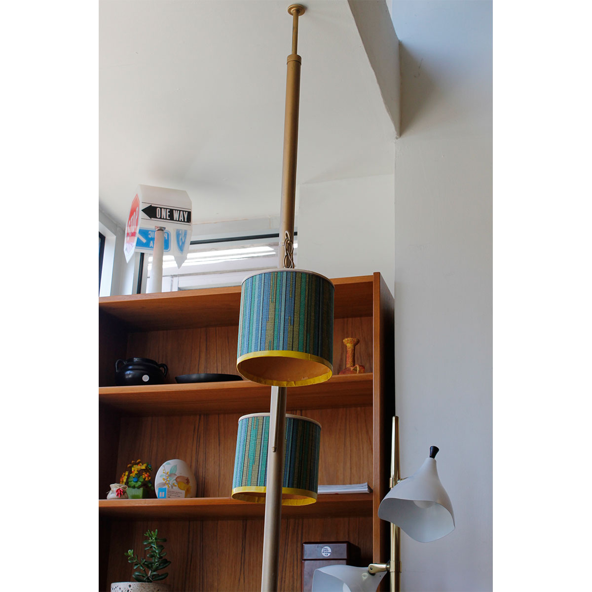 Tension Pole Lamp