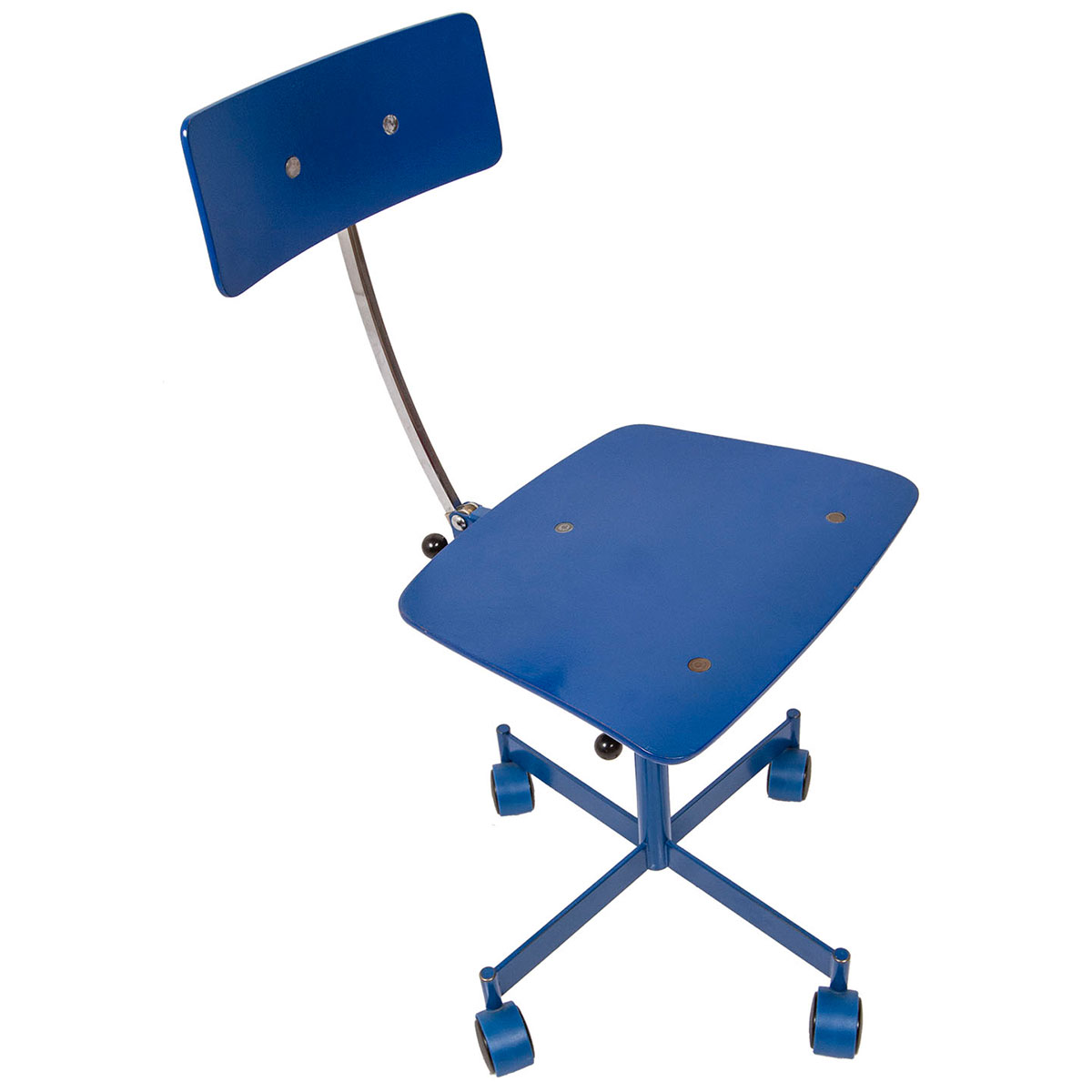 Blue Kevi Adjustable Desk Chair from Copenhagan