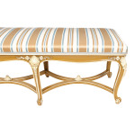 French Provencial Bench