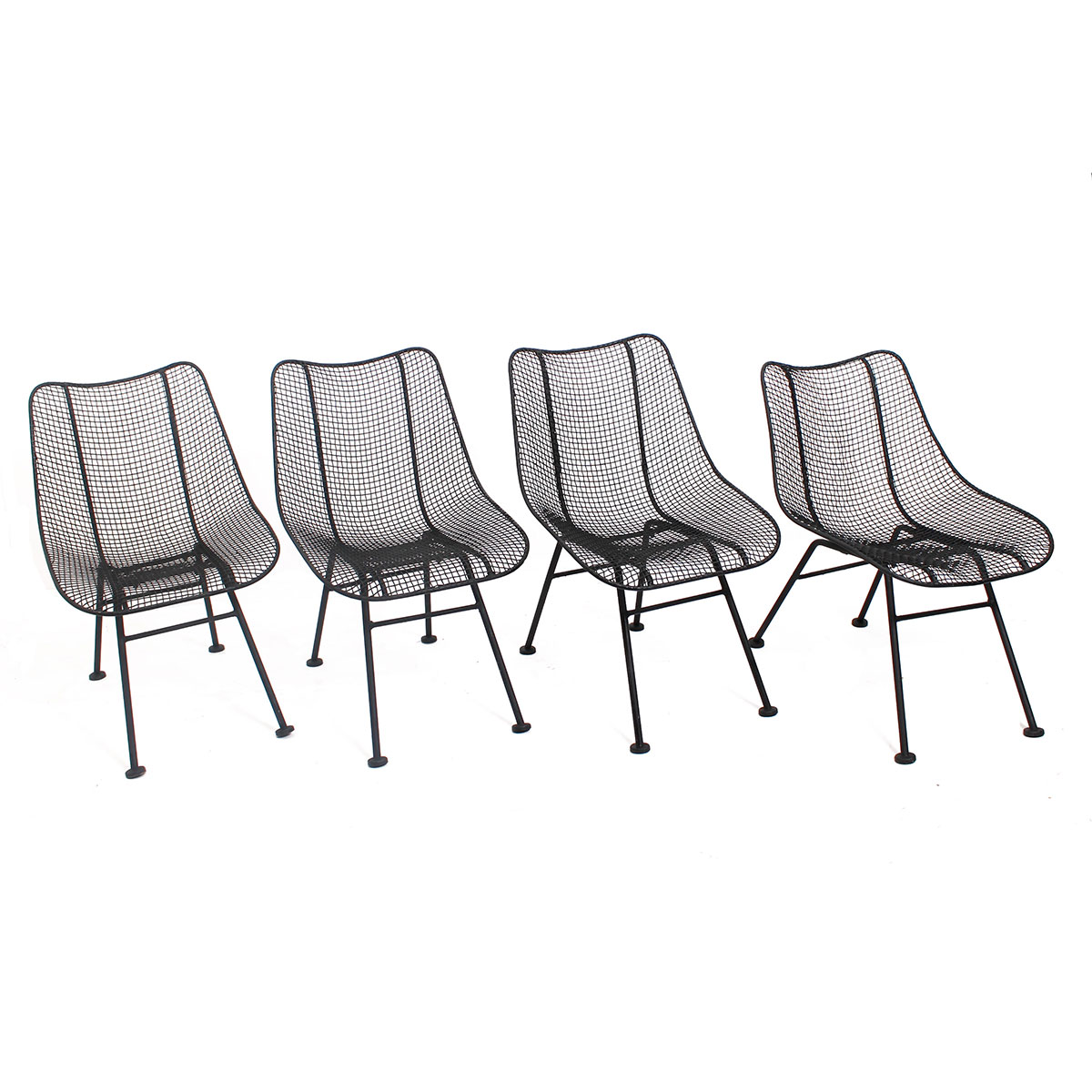 Russell Woodard Sculptura Side Chairs