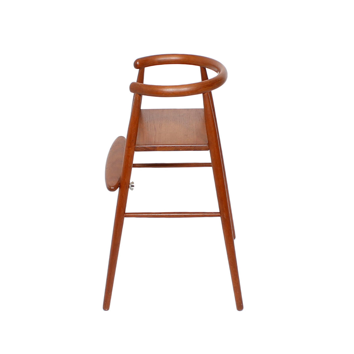 Nanna Ditzel Teak Toddler Adjustable Highchair