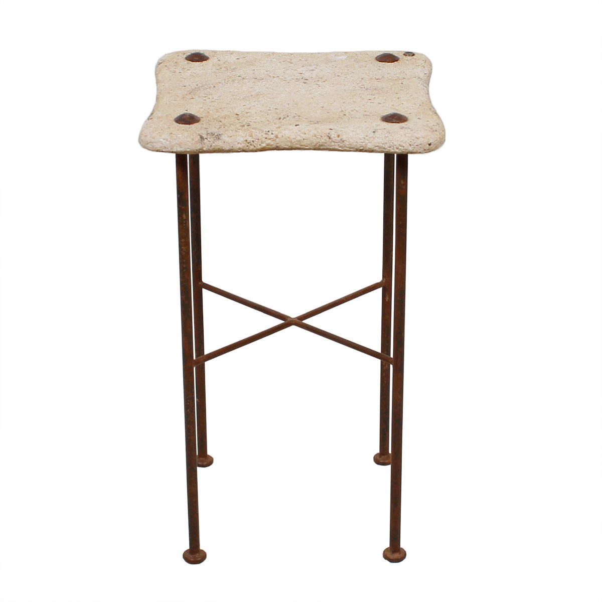 Tall Decorator Accent / Pedestal Table