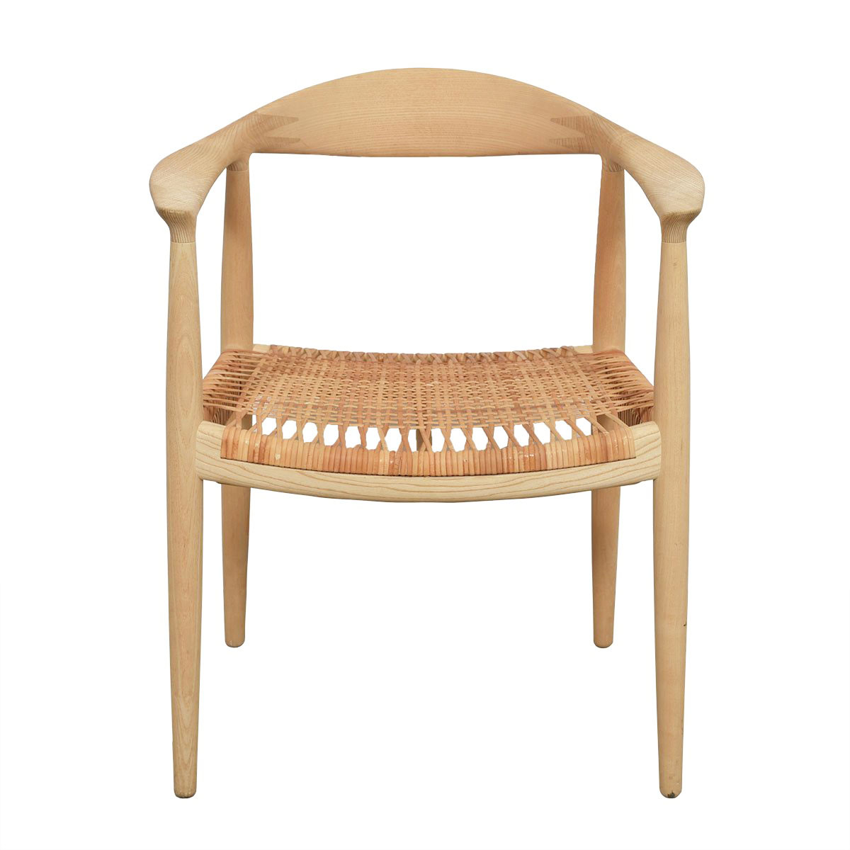 """""""The Chair"""" by Hans Wegner Set of 8 by PP Mobler"""