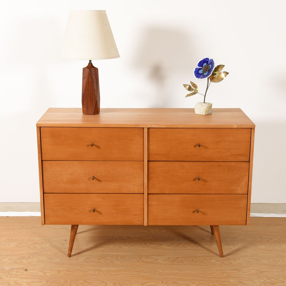 Paul McCobb Planner Group 6-Drawer Dresser #1