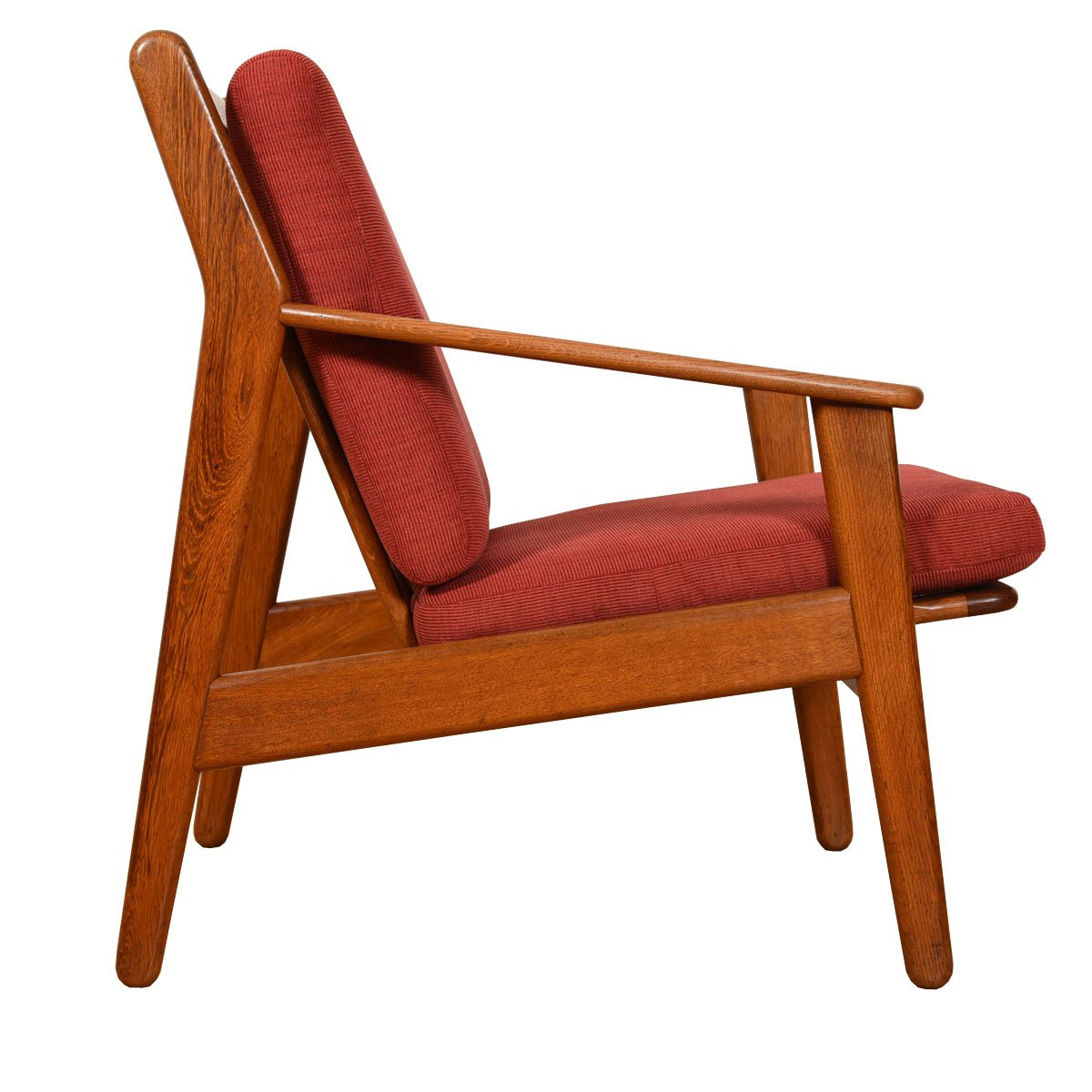 Danish Modern Easy Chair by FDB