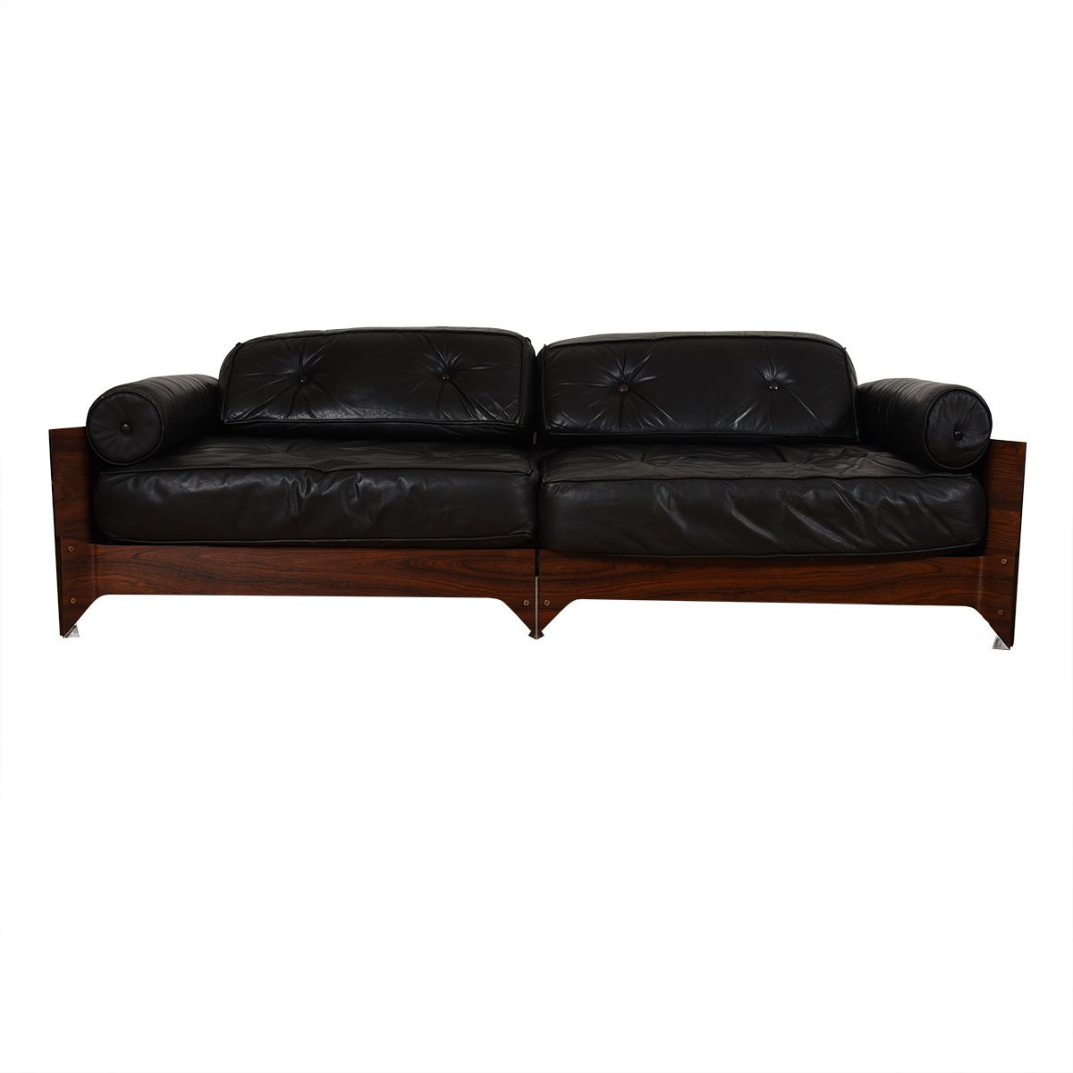 The 'BRASILINIA' Sofa, a rare piece by Jorge Zalszupin