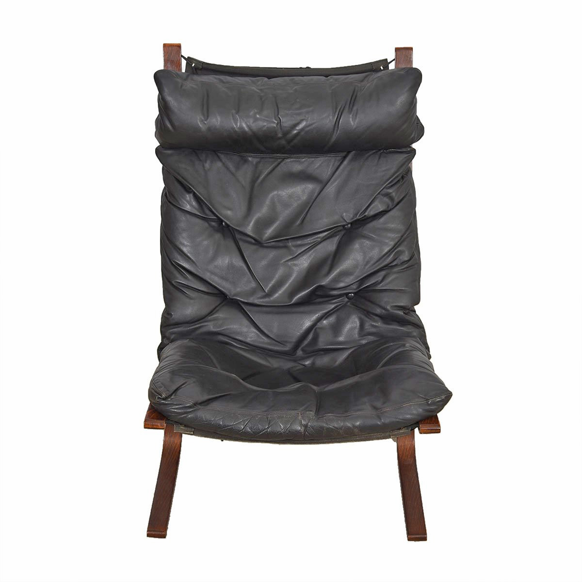Rosewood Westnofa Siesta Tall-Back Lounge Chair