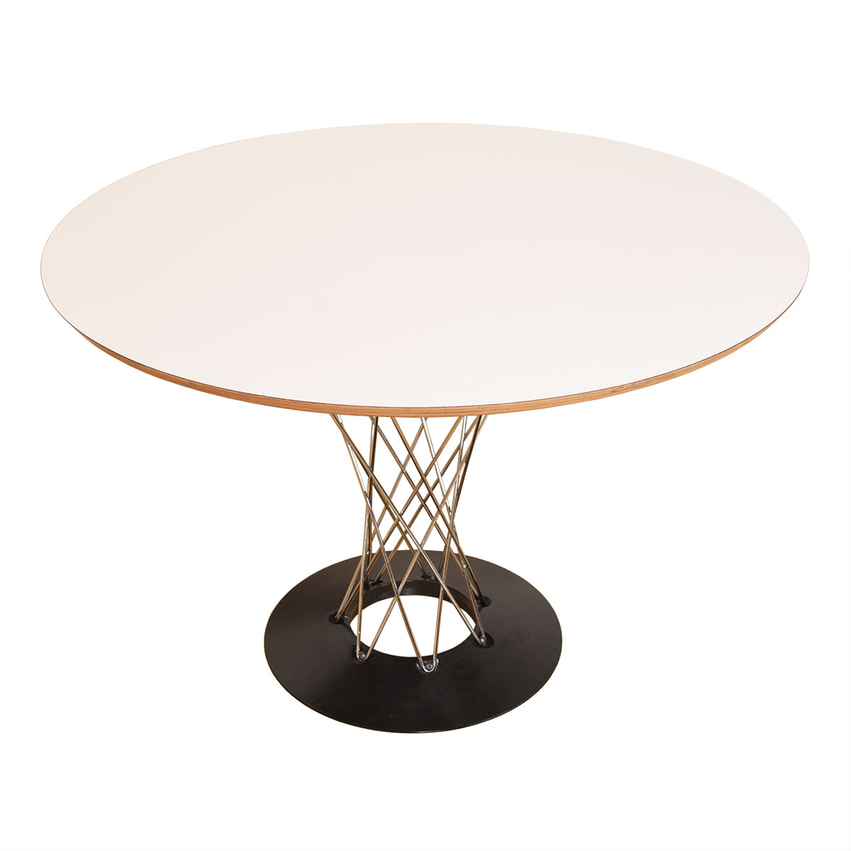 Isamu Noguchi for Knoll 42″ Vintage Cyclone Dining Table