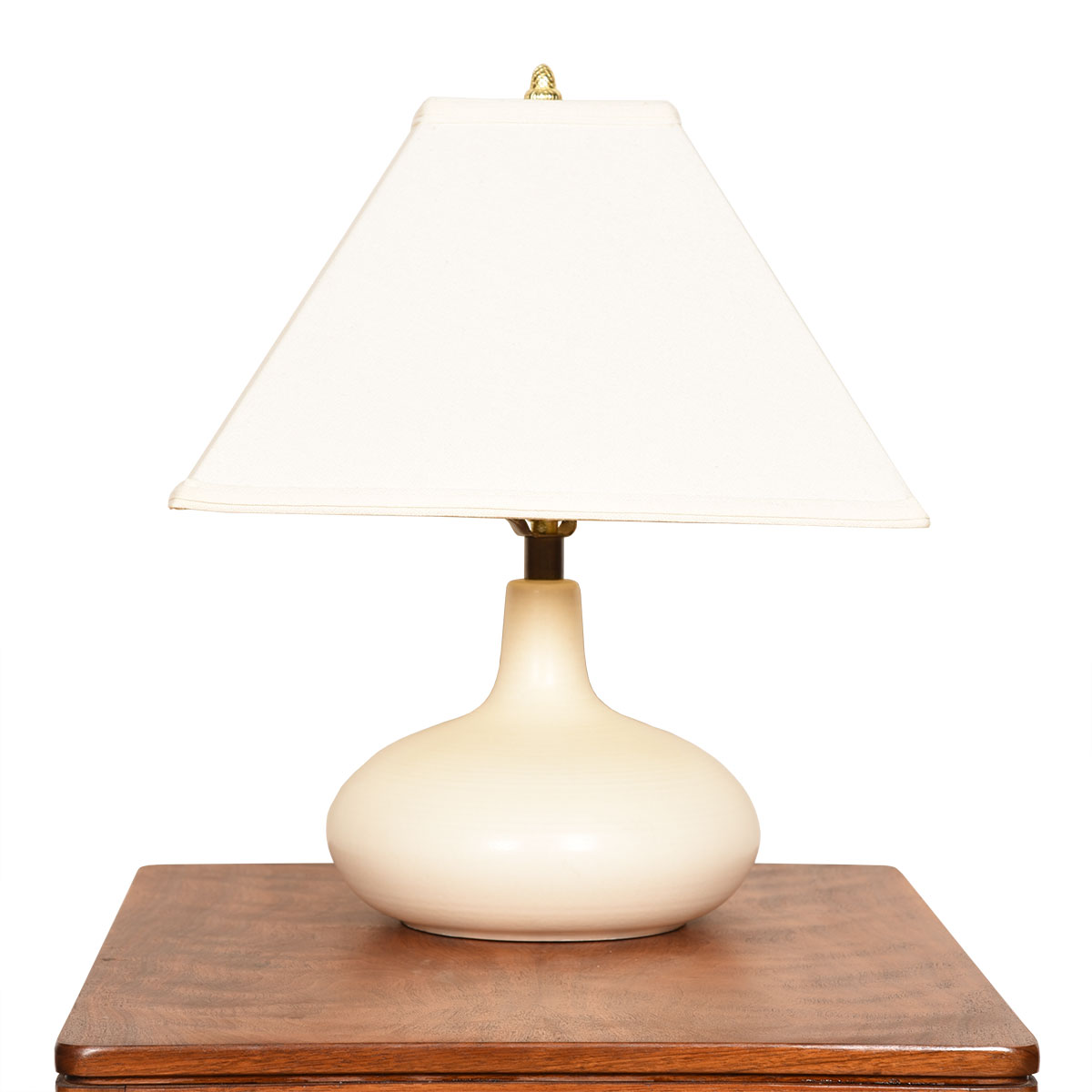 Small Round Bostlund Lamp