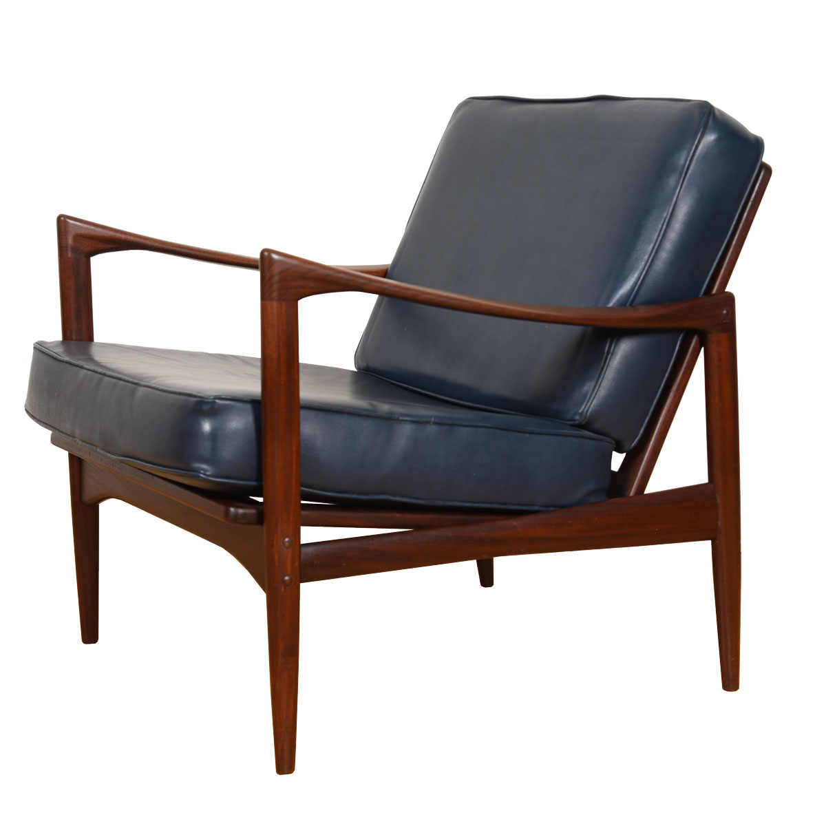 The Swedish 'Candidate' Chair by Danish Legend, Ib Kofod Larsen