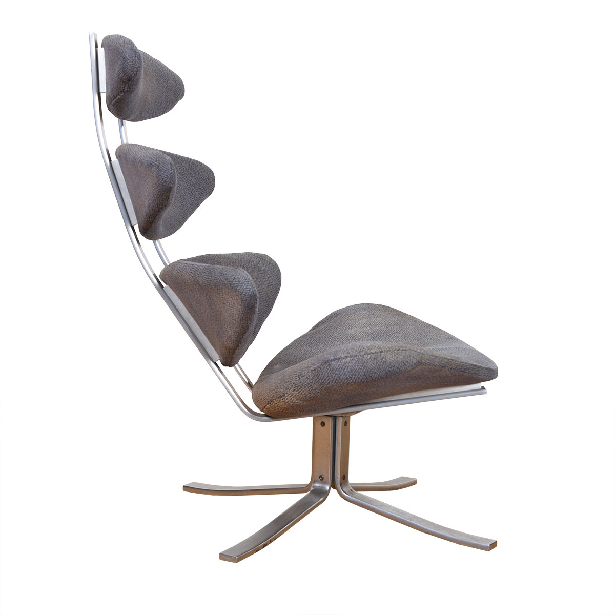 The Corona Chair by Poul Volther for Erik Jorgensen