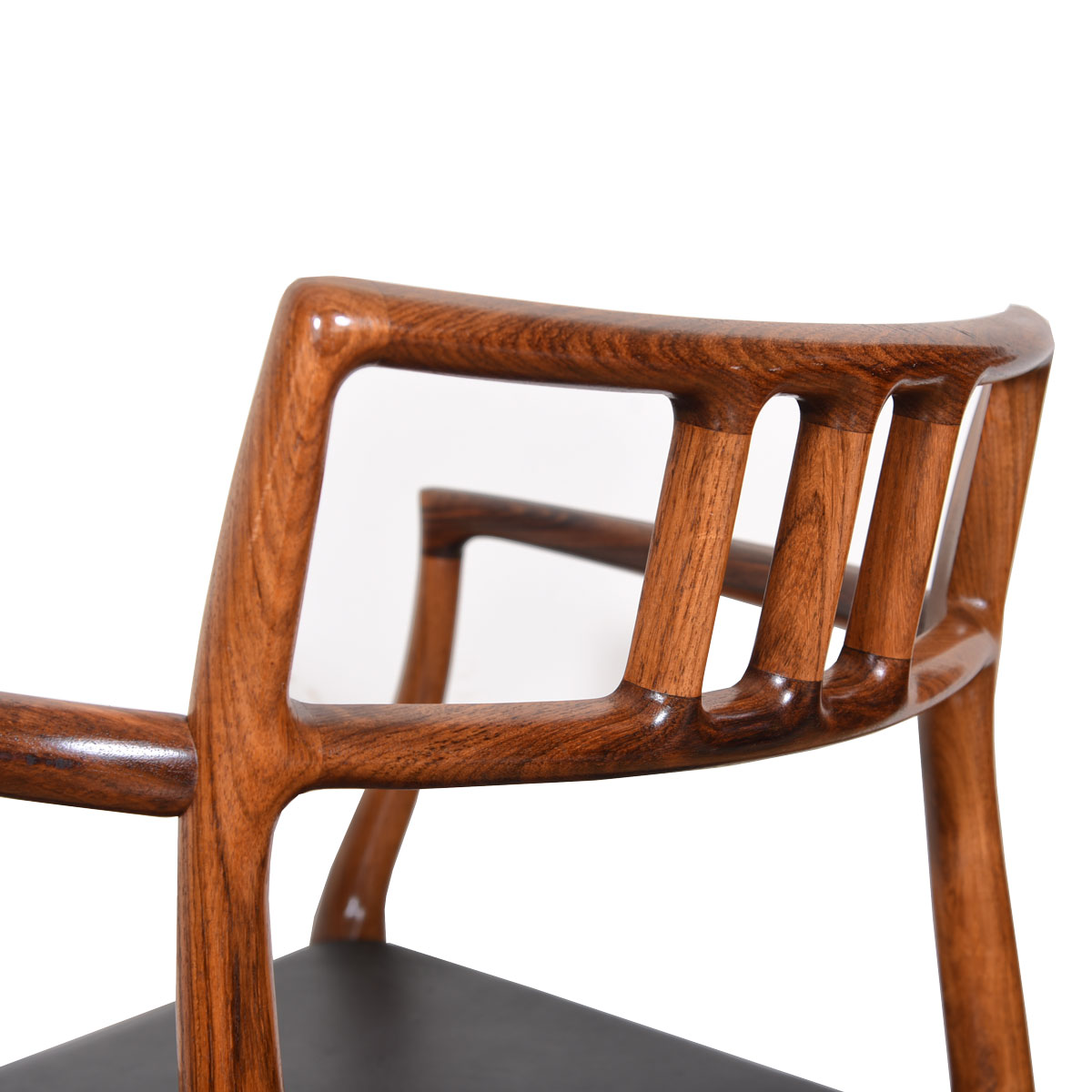 Dining | Accent Arm Chair Model #64 by Niels Moller in Rosewood