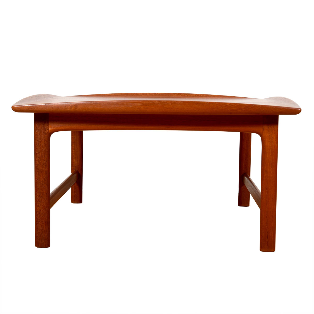 Raised Sculpted Edges — Classic Dux Coffee   Side Table