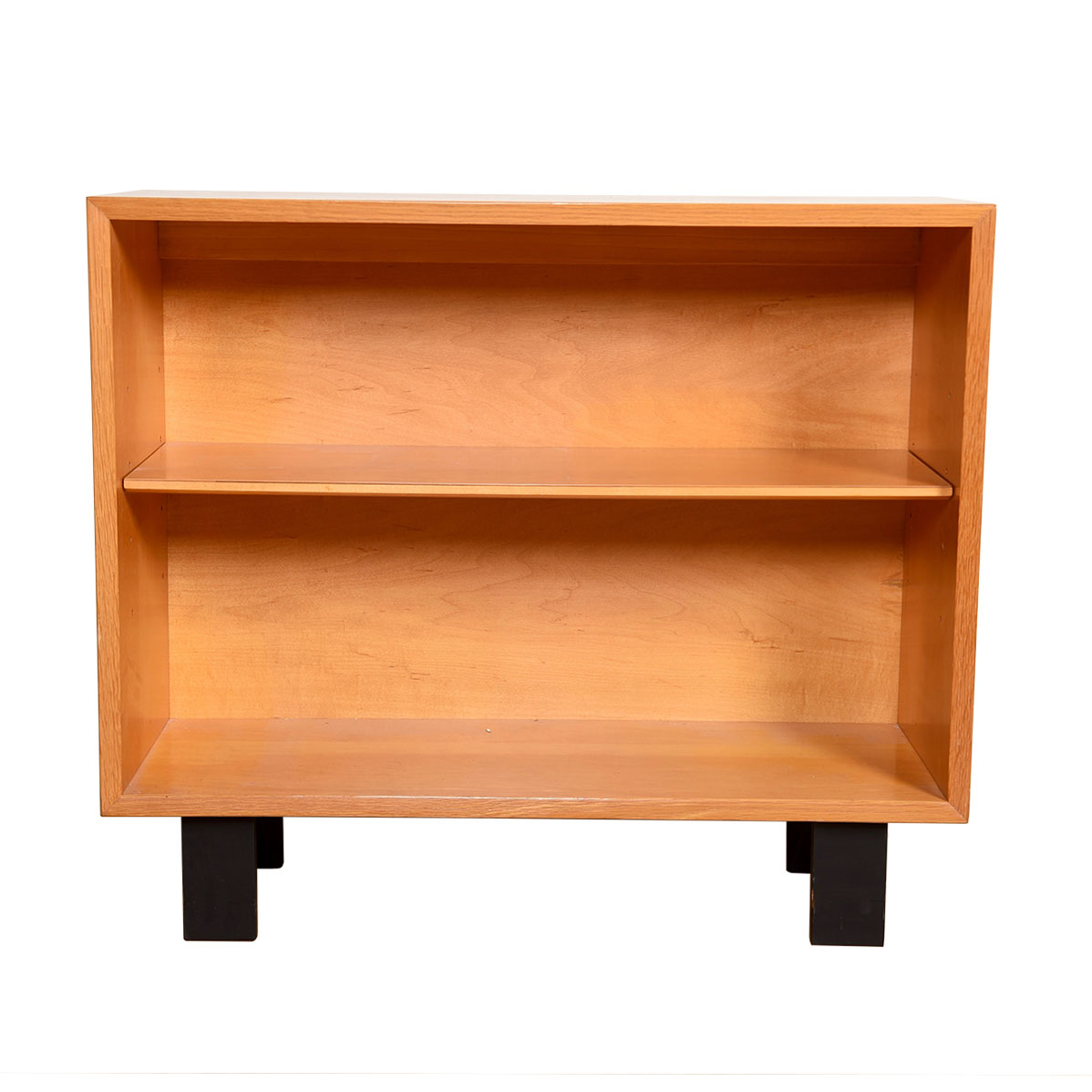 Slim Open Display | Compact Bookcase by George Nelson for Herman Miller 1950's