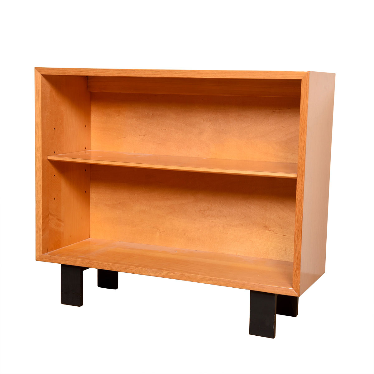 Slim Open Display   Compact Bookcase by George Nelson for Herman Miller 1950's