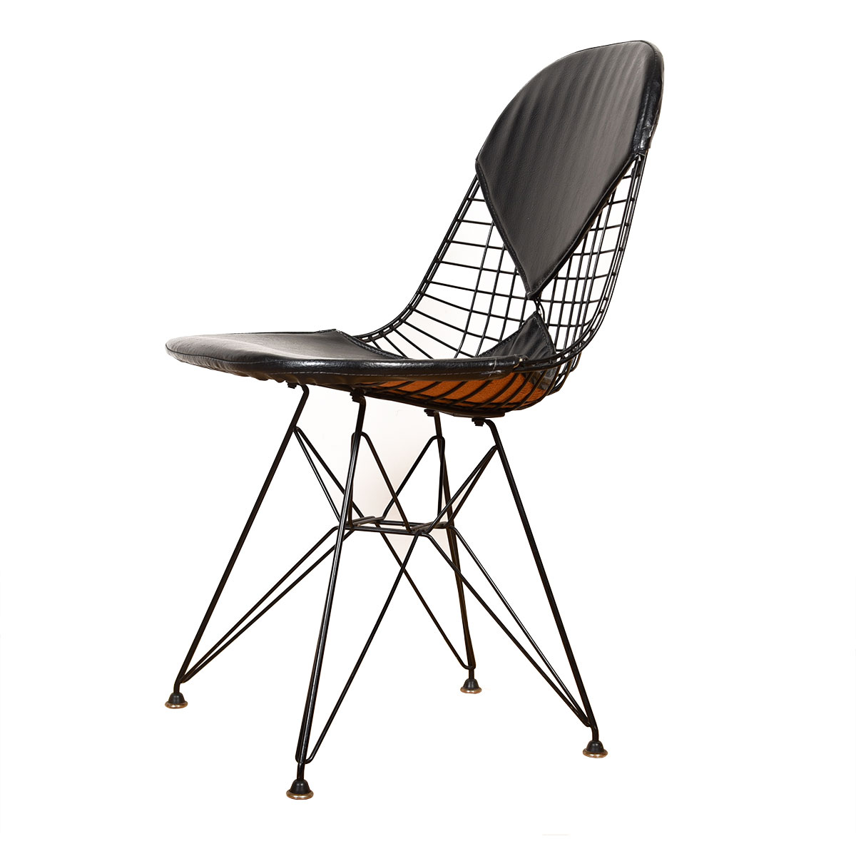 Early Vintage Mid-Century Eames 'Bikini' Chair for Herman Miller