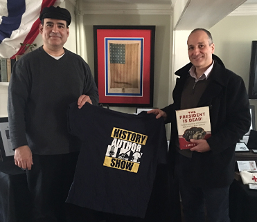 Dean and author Louis Picone