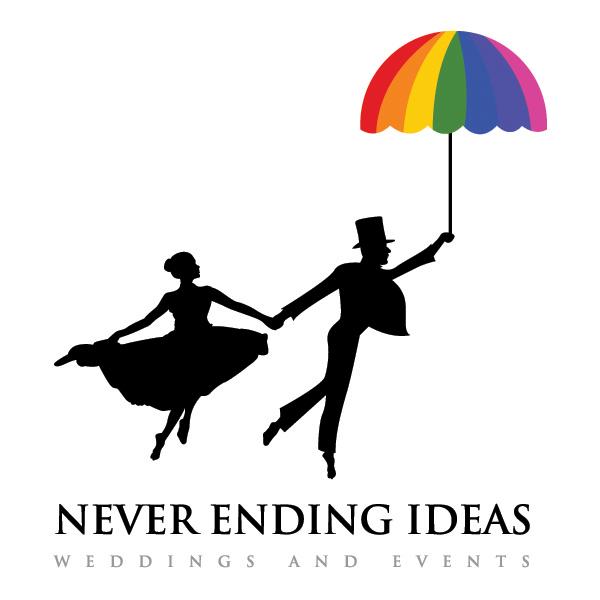 logo design for never ending ideas