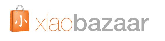 logo design for xiao bazaar