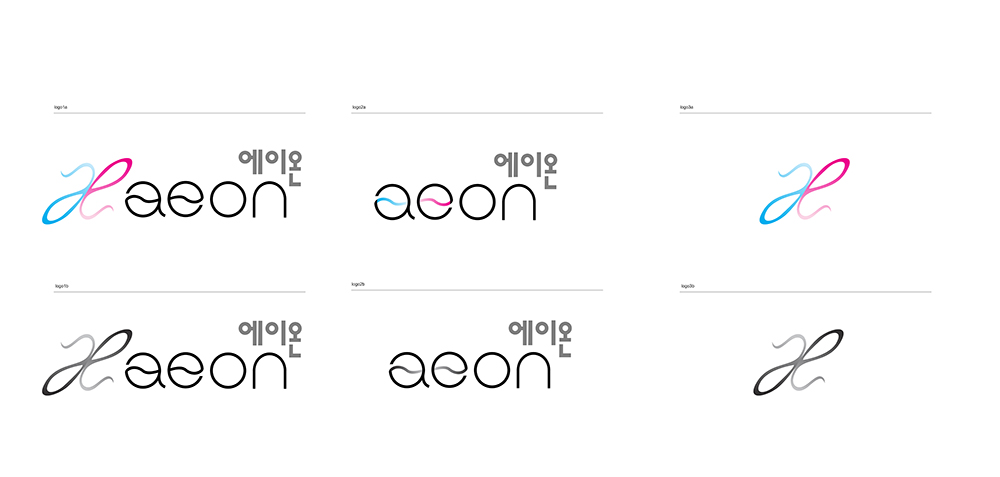 logo design - aeon