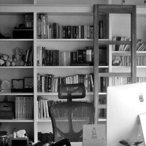 Freelance Graphic Designer Workspace