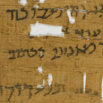Detail of Papyrus