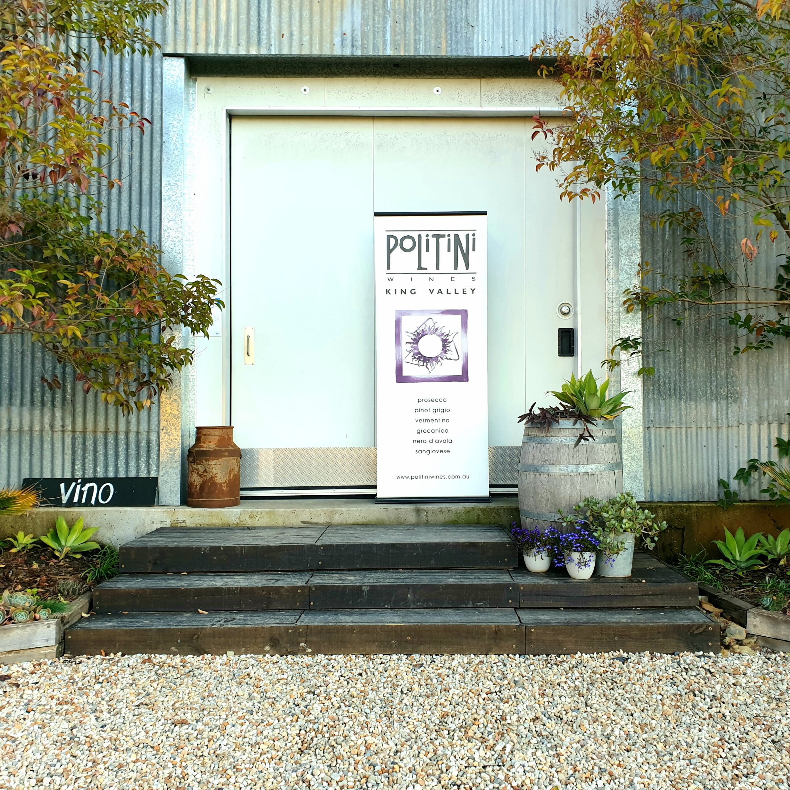 Cellar Door closes temporarily due to Victorian Stage 3 restrictions