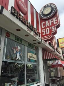 Cafe 50's 1