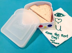Cat Lunchbox