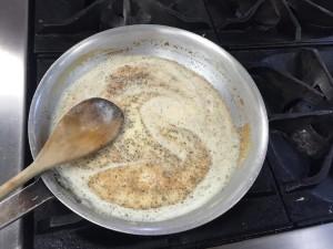 brown butter sage sauce