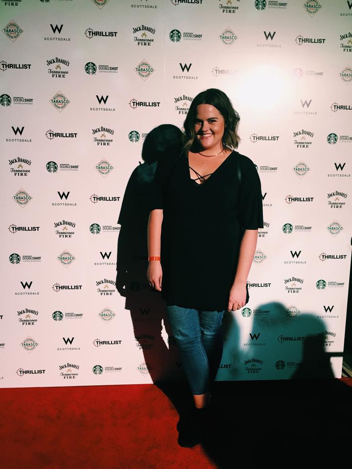 Hotel Thrillist Red Carpet