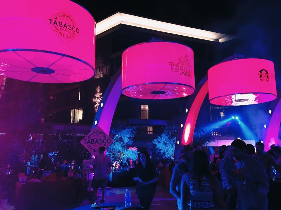 Hotel Thrillist W Scottsdale
