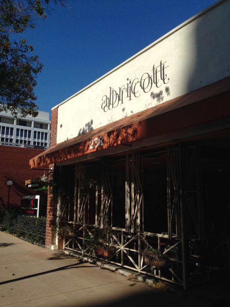 Abricott in Pasadena - French/Asian Fusion