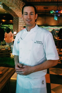 Zeb Hartline - Executive Chef Riverwalk Cantina