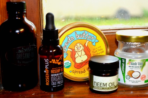 5 best all natural oils for your face