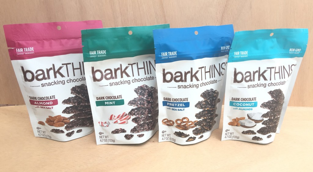 Girls on Food barkTHINS review