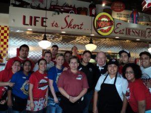 Norma's Cafe, Oak Cliff, Dallas, Frisco