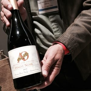 Ancient Oak 2012 Single Vineyard Pinot Noir