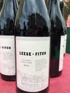 Leese - Fitch Pinot Noir