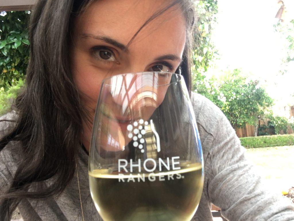 Rhone Ranger Glass