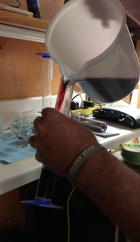 2014 Syrah Experiment