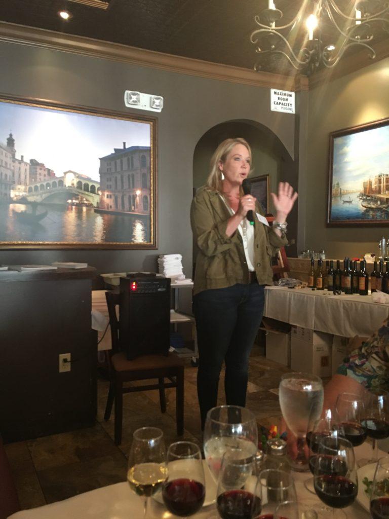Wine Rep - Heather Gray