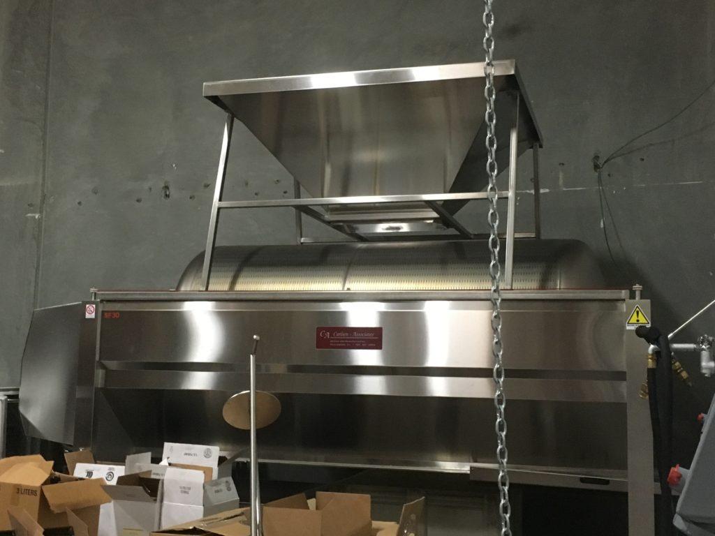 cold press tank