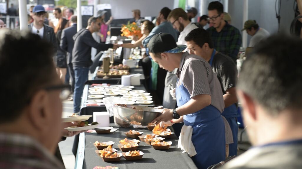 Image courtesy of EastSide Food Festival