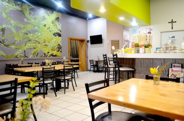 greens & lemons restaurant