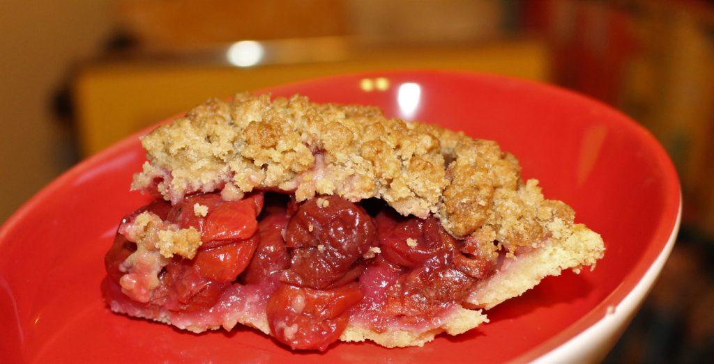 cherry pie, pi day
