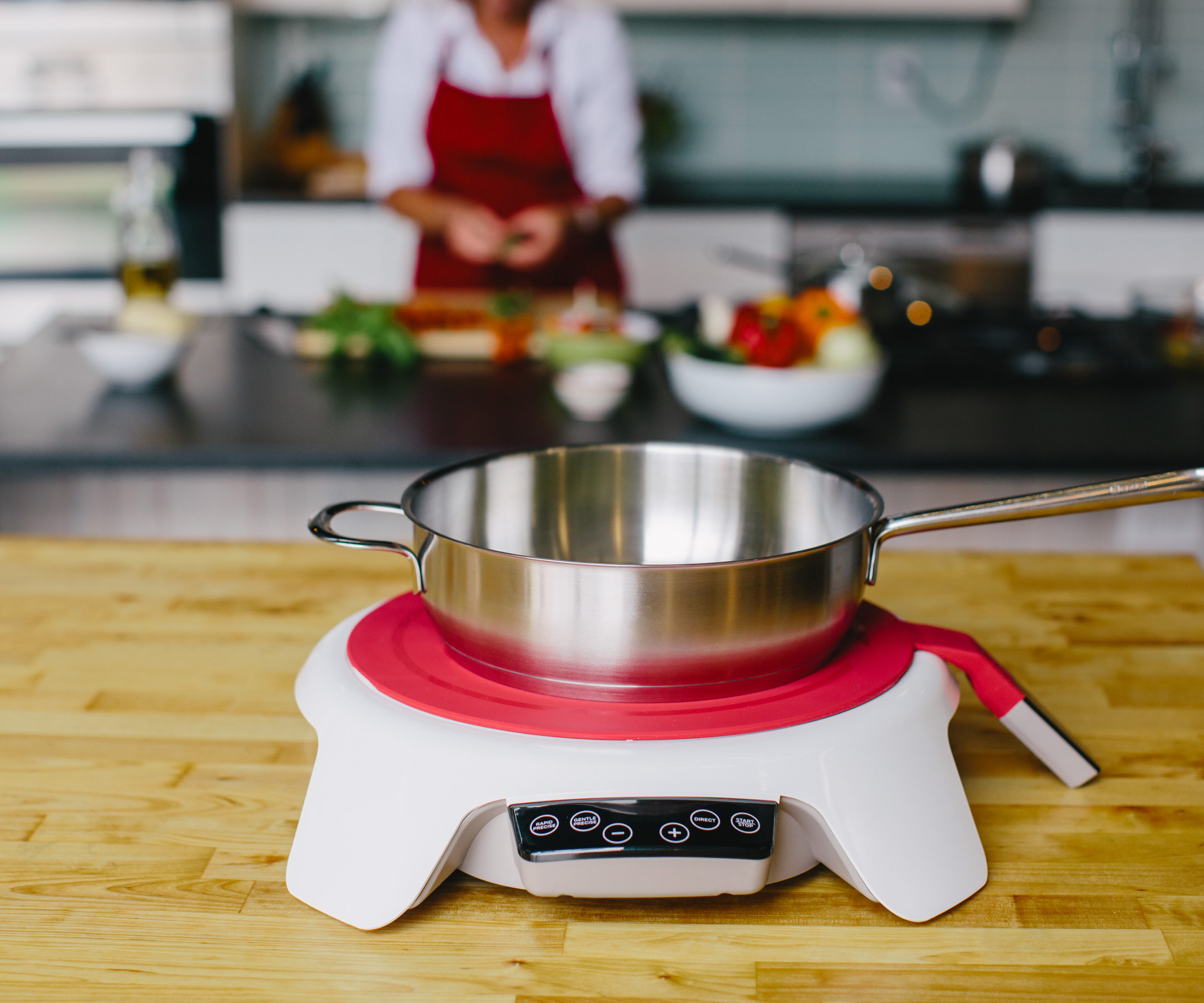 The Paragron Smart Cooking System