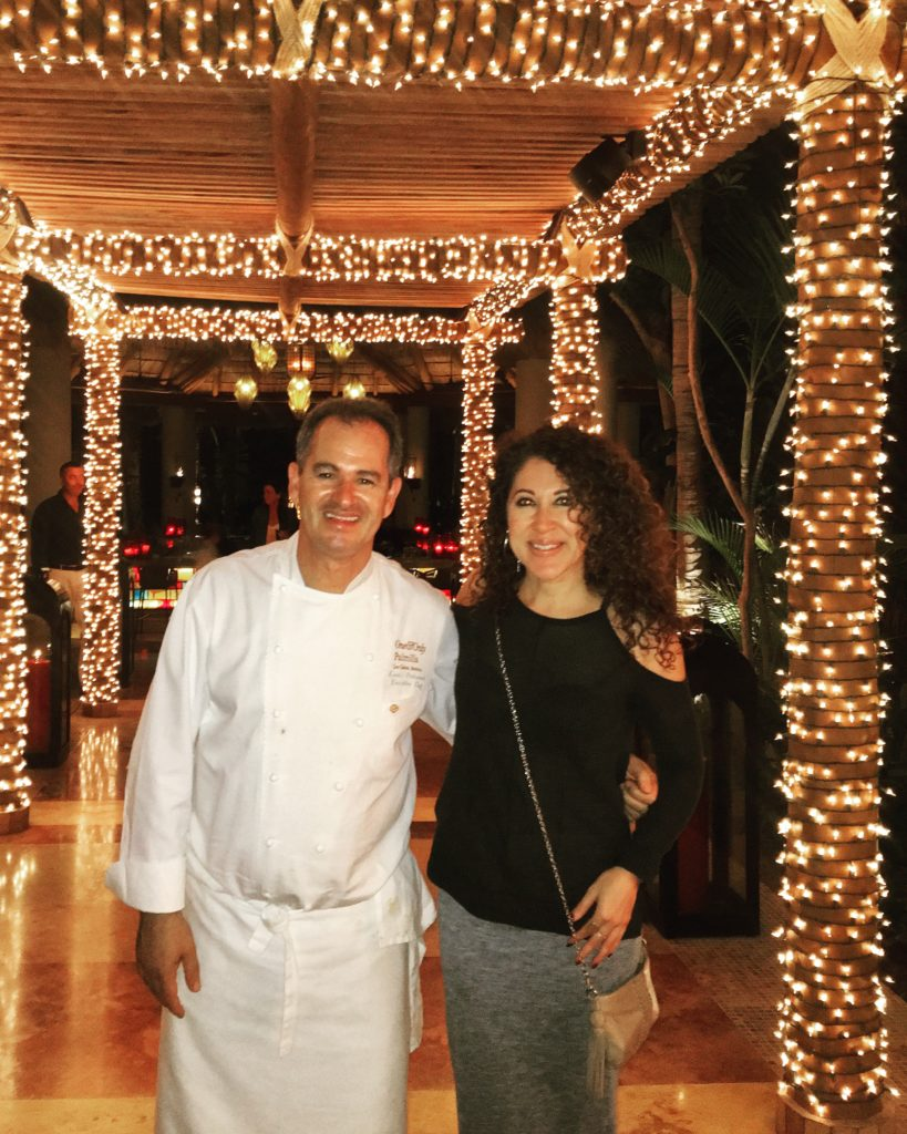 One and Only Palmilla - Popup Dinner - Chef Chris Kostow - Agua by Larbi - Cabo - Girls on Food Blog