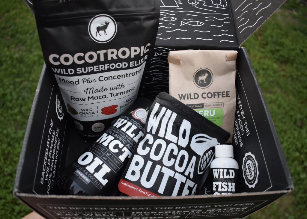Wild Foods Keto Essentials Box